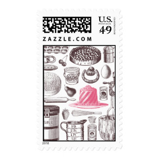 X-Ray Patisserie Postage