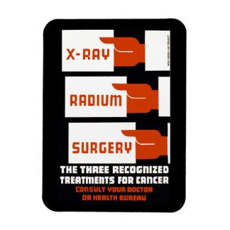 X-Ray, Radium, Surgery Magnet