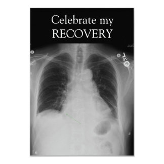 X Ray Recovery ~ invitation
