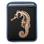 X-ray Seahorse - Rickshaw iPad Sleeve