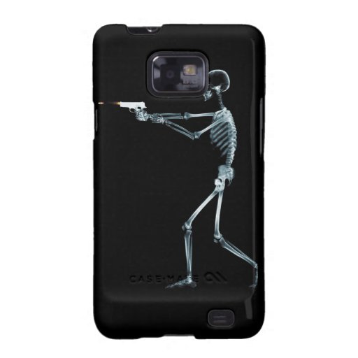 X-Ray Shooter Samsung Galaxy Cases