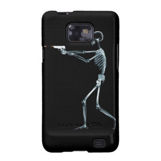 X-Ray Shooter Galaxy S2 Cover