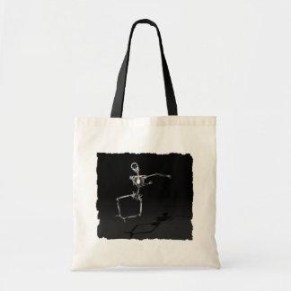 X-RAY SKELETON JOY LEAP B&W BAGS