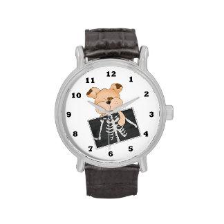 X-Ray Tech cartoon wrist watch