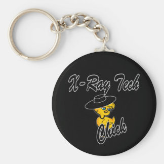 X-Ray Tech Chick #4 Keychain