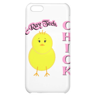X-Ray Tech Chick iPhone 5C Cover