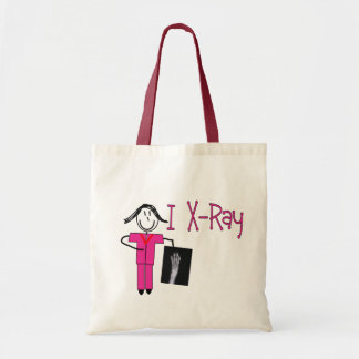 X-Ray Tech Gifts Budget Tote Bag