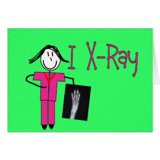 X-Ray Tech Gifts Card