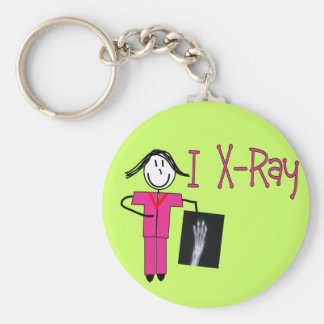 X-Ray Tech Gifts Keychain