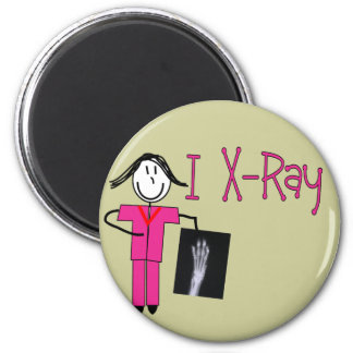 X-Ray Tech Gifts Magnet