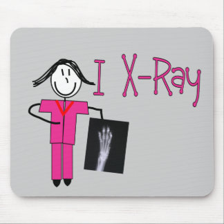 X-Ray Tech Gifts Mouse Mat