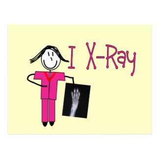 X-Ray Tech Gifts Postcard