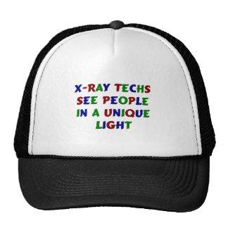 X-ray Tech Hat