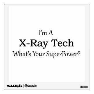 X-Ray Tech Wall Decal