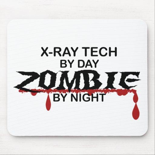 X-Ray Tech Zombie Mousepad