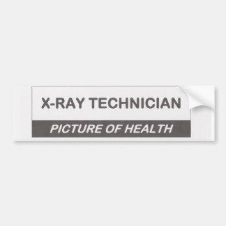 X-Ray technician Bumper Sticker