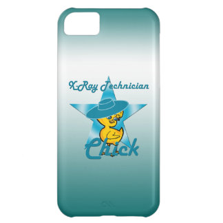 X-Ray Technician Chick #7 Case For iPhone 5C