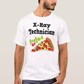 X-ray Technician (Funny) Pizza T Shirt