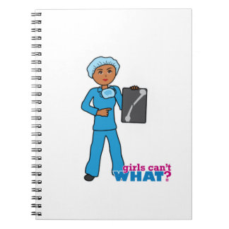 X-Ray Technologist Girl Journal