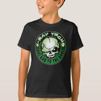 X-Ray Techs: Bad To The Bone T-Shirt