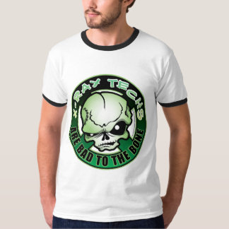 X-Ray Techs: Bad To The Bone T-Shirt