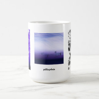 x- ray trees coffee mug