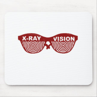 X-Ray visio Mouse Pad