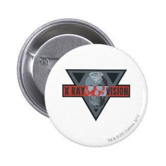 X-Ray Vision Pinback Buttons