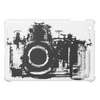 X-RAY VISION CAMERA - BLACK & WHITE iPad MINI CASE
