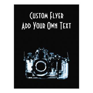 X-RAY VISION CAMERA - BLUE FLYER