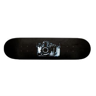 X-RAY VISION CAMERA - BLUE SKATEBOARD DECK