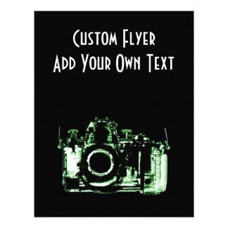 X-RAY VISION CAMERA - GREEN FLYER