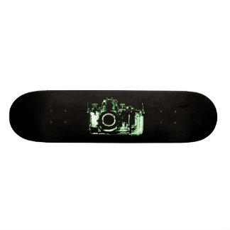 X-RAY VISION CAMERA - GREEN SKATEBOARD