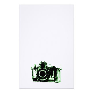 X-RAY VISION CAMERA - GREEN STATIONERY