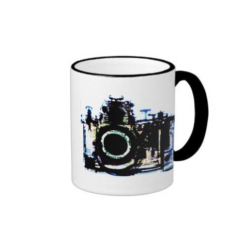 X-RAY VISION CAMERA - ORIGINAL RINGER MUG