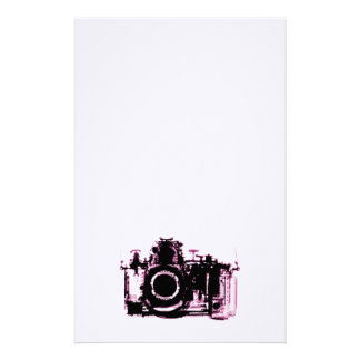X-RAY VISION CAMERA - PINK STATIONERY
