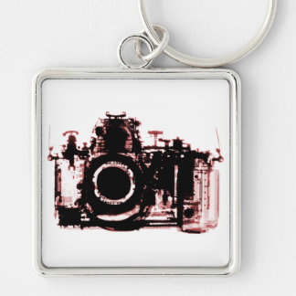 X-RAY VISION CAMERA - RED KEYCHAIN