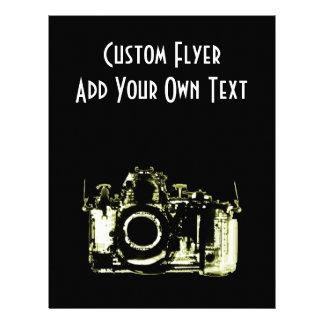 X-RAY VISION CAMERA - YELLOW FLYER
