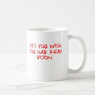 X-Ray Vision Coffee Mug
