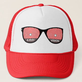 X-Ray Vision Glasses Hat