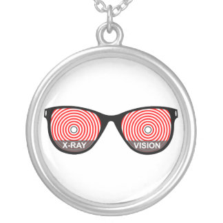 X-Ray Vision Glasses Necklace