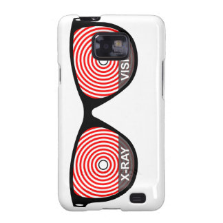 X-Ray Vision Glasses Samsung Galaxy Case Samsung Galaxy S2 Cover