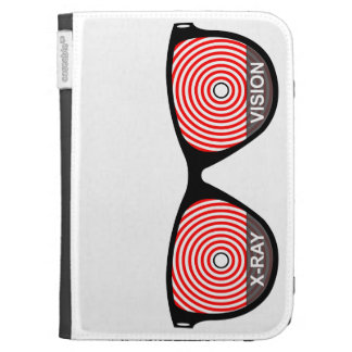 X-Ray Vision Kindle Case