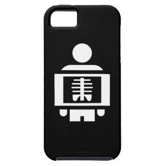 X-Ray Vision Pictogram iPhone 5 Case