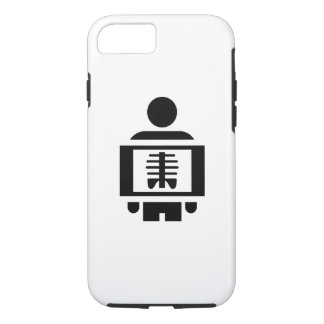 X-Ray Vision Pictogram iPhone 7 Case