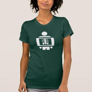 X-Ray Vision Pictogram T-Shirt