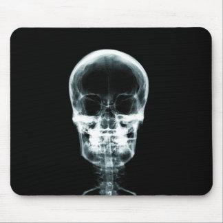X-RAY VISION SKELETON SKULL - ORIGINAL MOUSE PAD