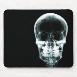 X-RAY VISION SKELETON SKULL - Original Mouse Pads