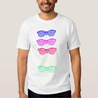 X Ray Visions Shirts
