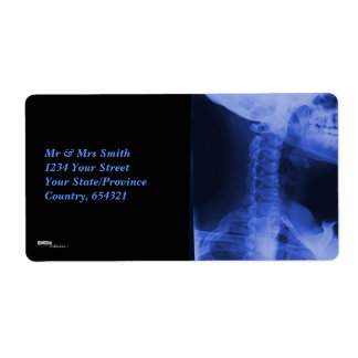 X-rayed 2 - Electromagnetic Blue Label